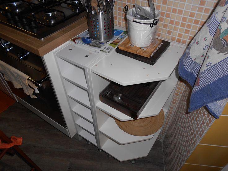 dove IKEA con i suoi progettisti fallisce io rimedio e costruisco ciò che manca....