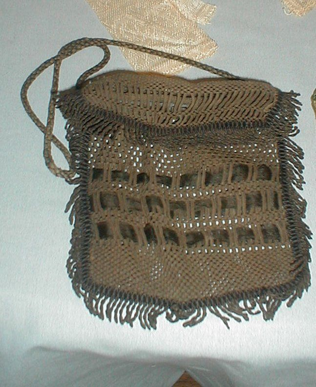 17 Best Images About 1860 S Purses On Pinterest Day