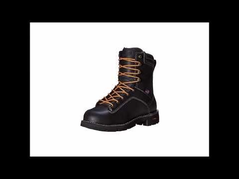 Best Slip on Work Boots - YouTube