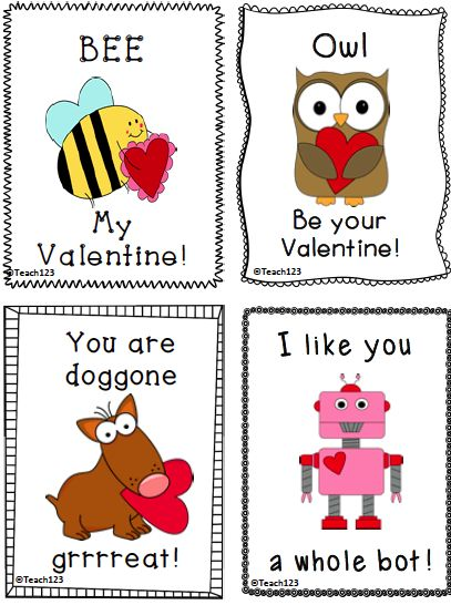 219 best images about ValentineFebruary Ideas – Valentine Cards for Students
