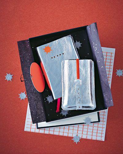 Handy- und Kalender-Hüllen
