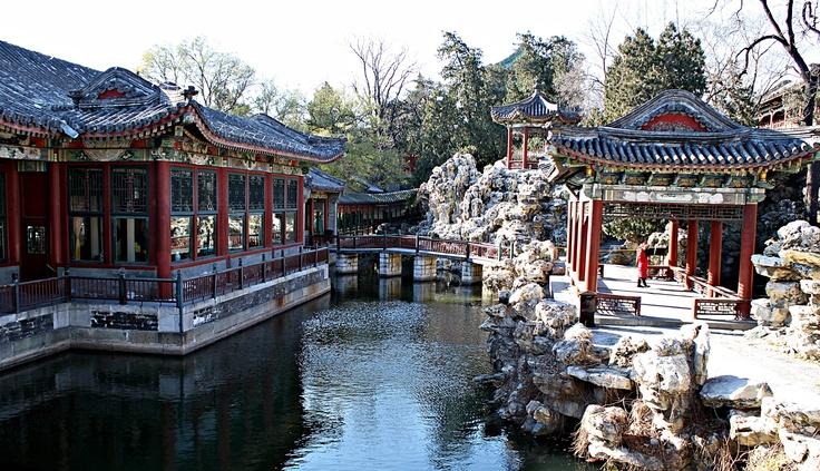 #Beijing Beihai Park #China #traveling