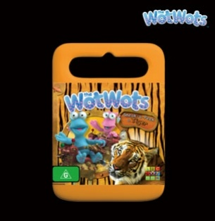 WotWots DVD Tiger available to buy at Weta NZ