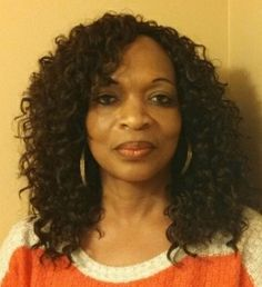 crochet braids with freetress gogo curl | FreeTress GoGo Curl. Hair installed by Ms Pk Crochet Braids located in ...