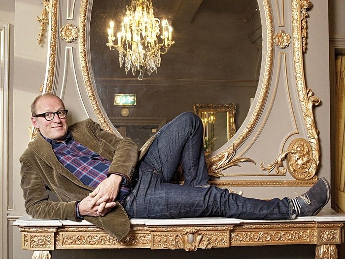 Ade Edmondson: 'I never laughed as hard as I did with Rik' | Stage | The Guardian