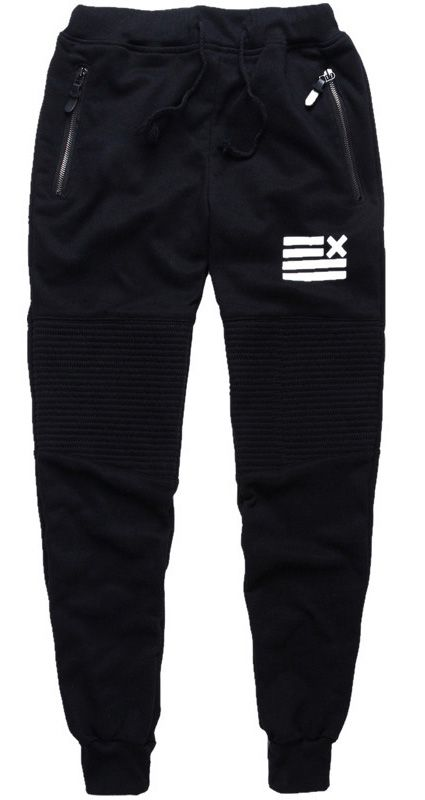 New style Pants 2017 Mens Tracksuit Bottoms Cotton Fitness Skinny Sweat Pants Pantalones Chandal Hombre Casual Pants