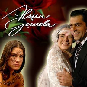 Alma Gemela es una telenovela brasileña de Rede Globo, emitida entre el 20 de julio de 2005 y el 10 de marzo de 2006, con un total de 150 capitulos. Voces adicionales Juan Alfonso Carralero