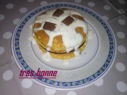 Pancake per una colazione golosa http://blog.giallozafferano.it/specialit/pancakes-frittelle-americane/