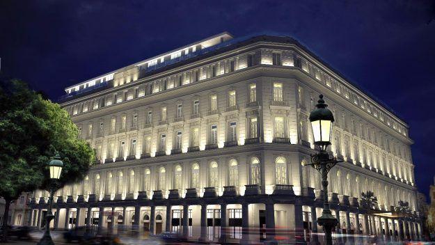 Get a sneak peek inside the newest five-star Havana hotel