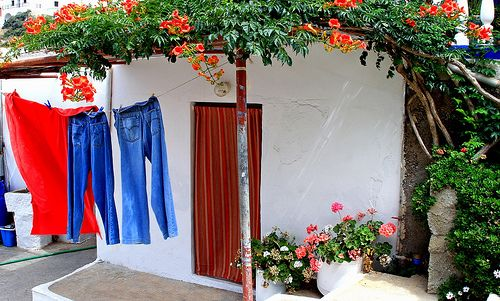 Lipsi, Dodecanese, Greece