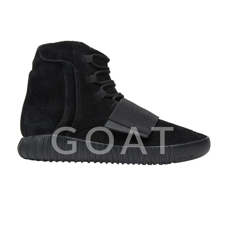 Yeezy Boost 750 'Black' - Adidas - BB1839 - core black/core black/core black | GOAT