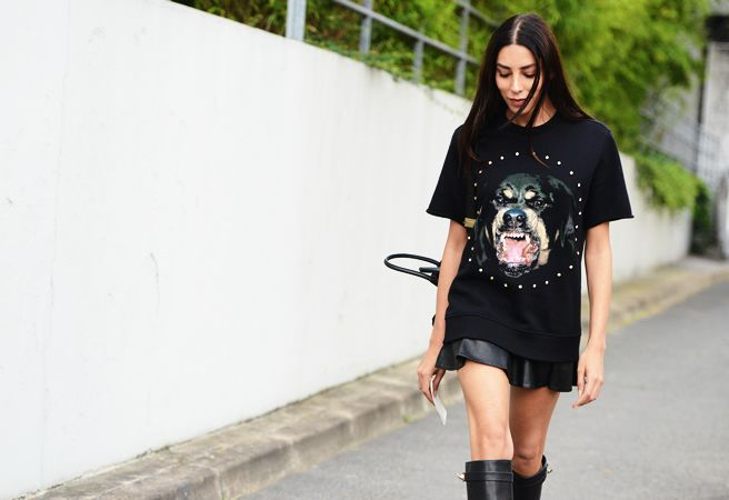 Givenchy, H to T.