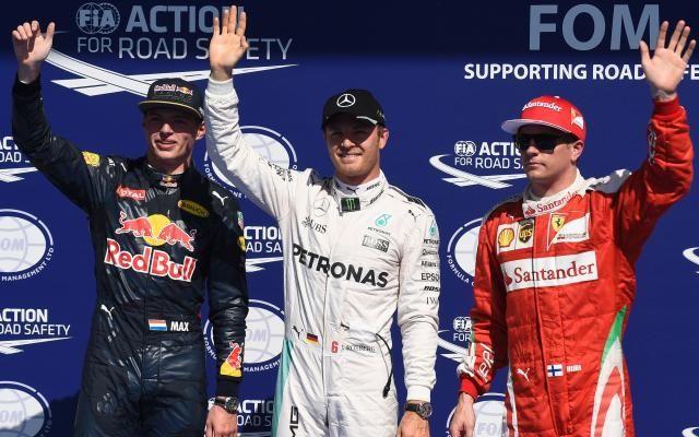 GP de Belgique: Nico Rosberg (Mercedes) décroche la pole position, devant Max Verstappen (Red Bull) -                  L'Allemand Nico Rosberg (Mercedes) partira en pole position pour le Grand Prix de Belgique de Formule 1, après avoir signé samedi le meilleur temps des qualifications, devant le Néerlandais Max Verstappen (Red Bull).  http://si.rosselcdn.net/sites/default/files/imagecache/flowpublish_preset/2016/08/27/1409796293_B979544961Z.1_20160