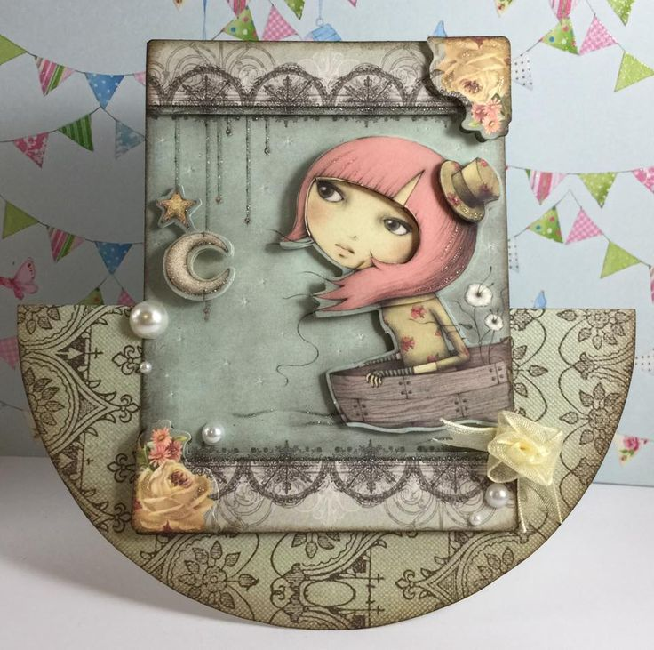 Trimcraft Demo Card Santoro Mirabelle By Geraldine Carruthers https://www.facebook.com/pages/Geraldine-Carruthers/401189643308067