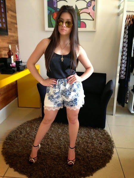 Mundo Lunna: It Girl: Flavia M Pavanelli (10 looks)