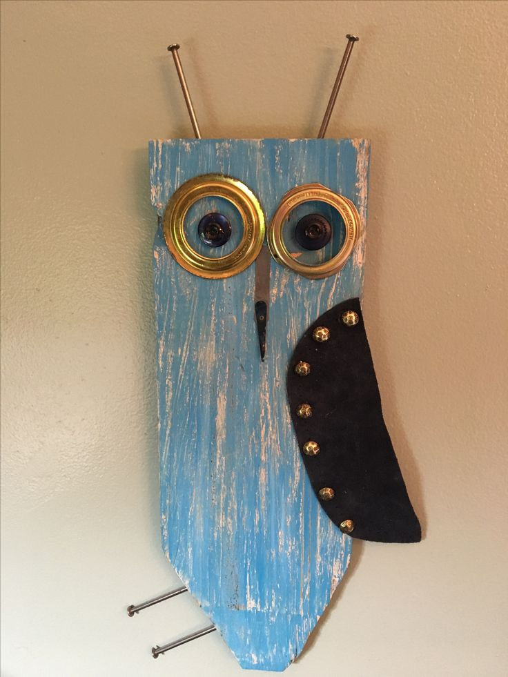 Franklin the Junk Owl.
