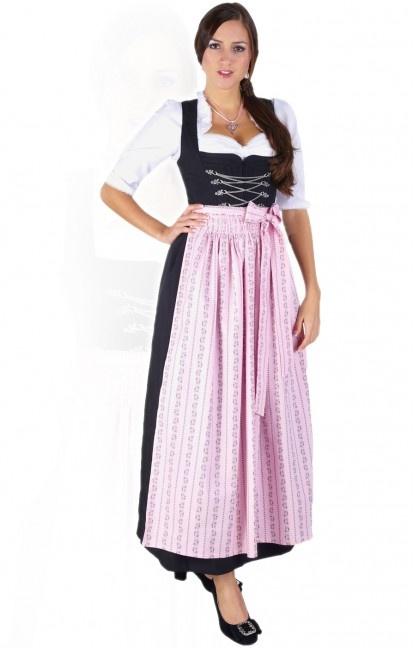 Oktoberfest dirndl apron SC190 rose