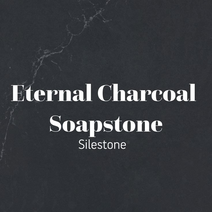 The new Silestone Eternal Charcoal Soapstone offers a sophisticated color with elegant veining. Would you use it in one of your spaces?