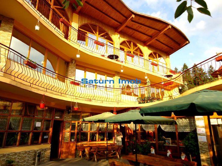 Vanzare afacere la cheie , Hotel cu Restaurant zona Noua , Brasov