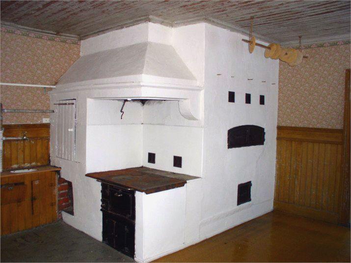 That´s what I call a stove! Dalarna (Dalecarlia), Sweden.