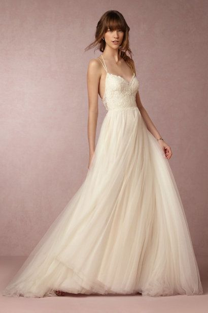 Rosalind Gown in Bride Wedding Dresses at BHLDN