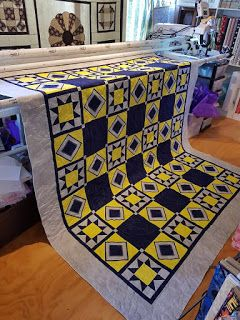 Darvanalee Designs Long Arm Quilting and More: That's a Wrap!! The Year that Was