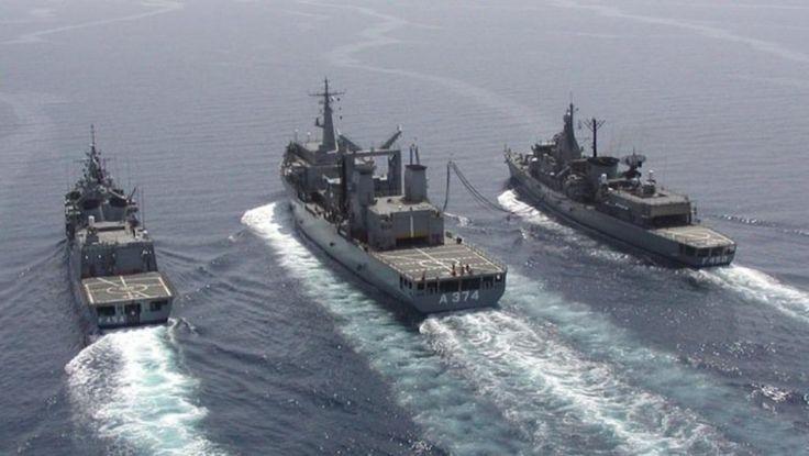 НАТО проводит учения в водах Черного моря