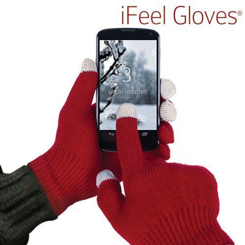 Guanti iFeel Gloves per Schermi Touchscreen