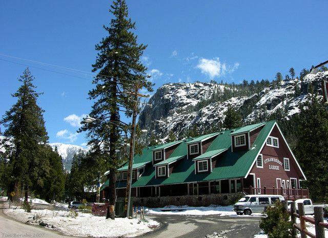 Strawberry Lodge, Strawberry, California