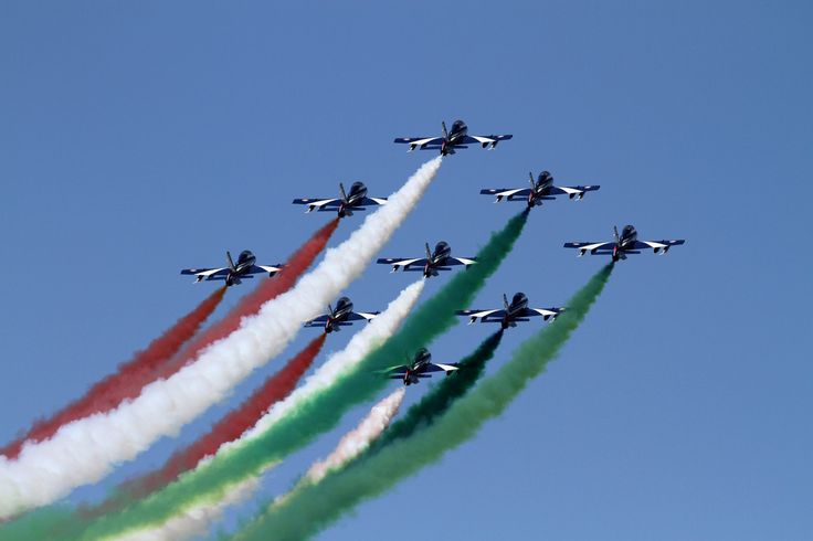 55° Anniversario Frecce Tricolori