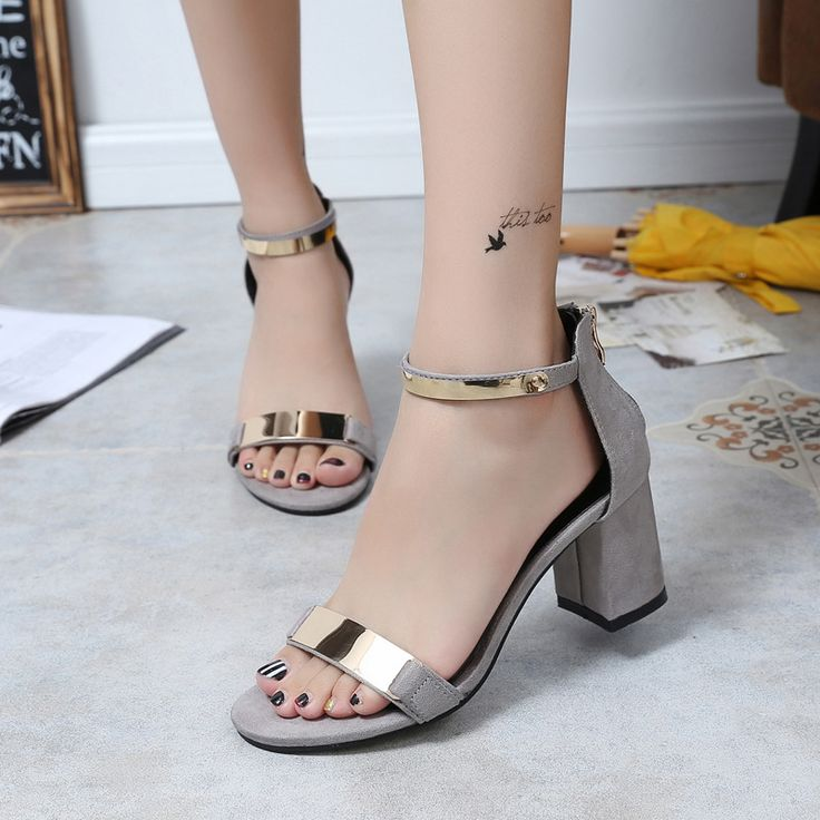 Chaussures Sandales Femmes Open Toe Matériau à Faible-Talons Romain Sangles Pieds,Black,40