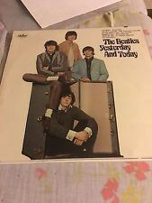 SEALED Beatles Butcher in Second State!!!