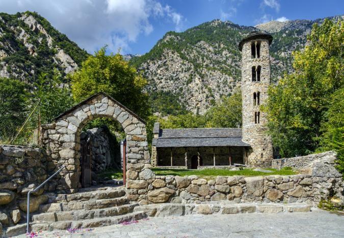 Santa-Coloma, Andorra, Unesco világörökség