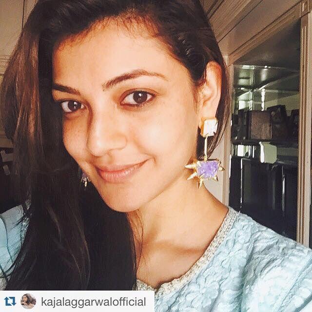 Happy customers #marsala #jewelry #jewels #love #baubles #earrings #kajalaggarwal
