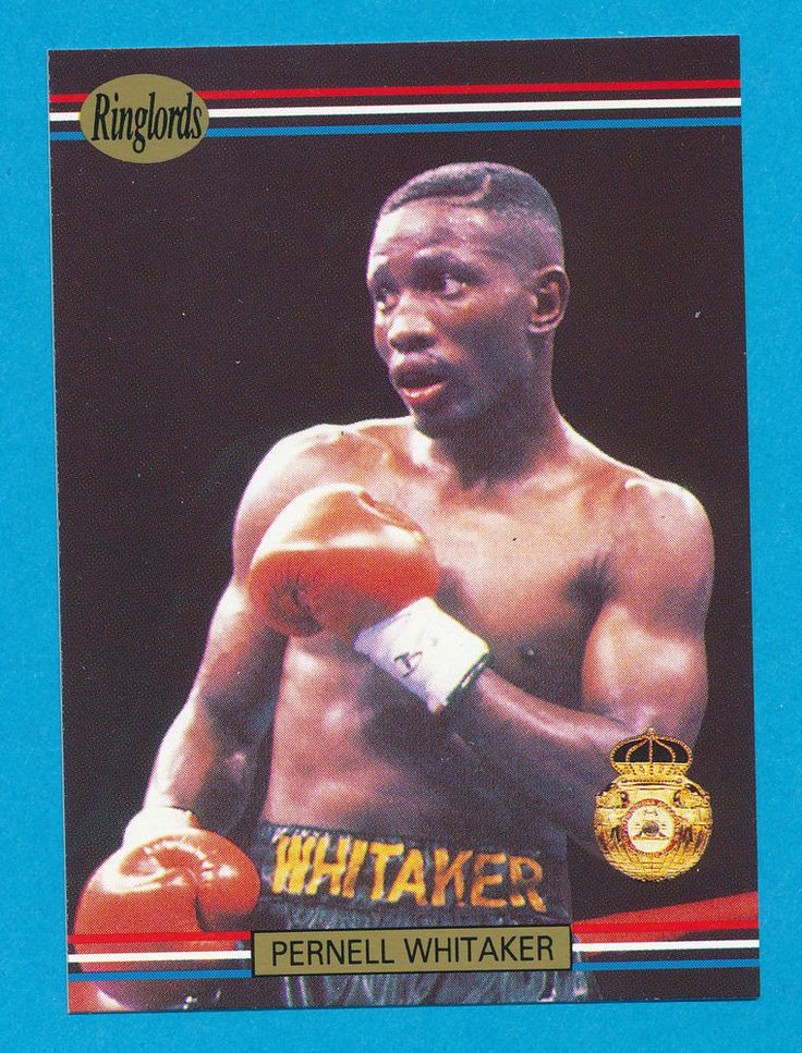 pernell whitaker - photo #17