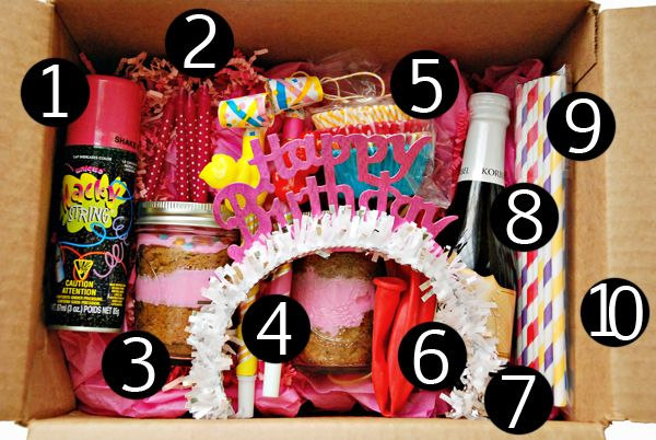 Love, Joleen : DIY : Birthday in a Box