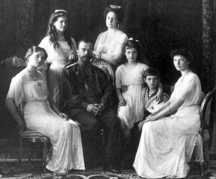 The last of the Romanovs and the end of Imperial Russia.