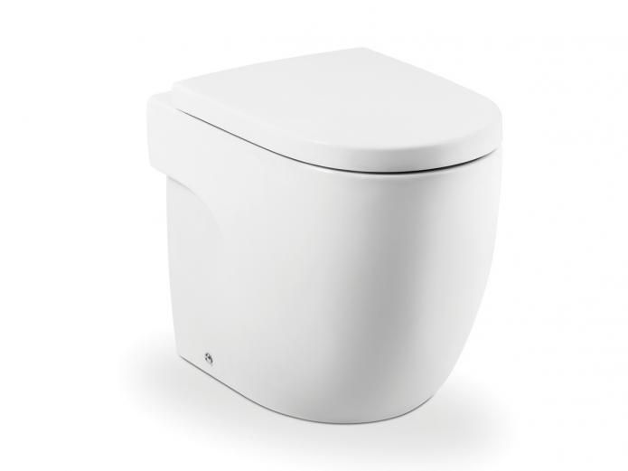 Детский СУ Roca Meridian BTW Inwall Toilet Pan