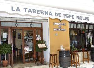 Pepe Moles Tapas Bar, Nerja