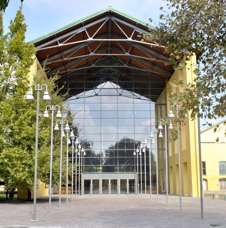 C'era una volta un zuccherificio (ora Auditorium Paganini), arch. Renzo Piano (Ph. Annalisa Andolina)