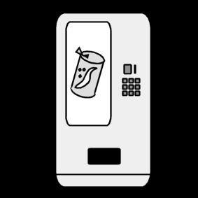 Pictogram Drankautomaat