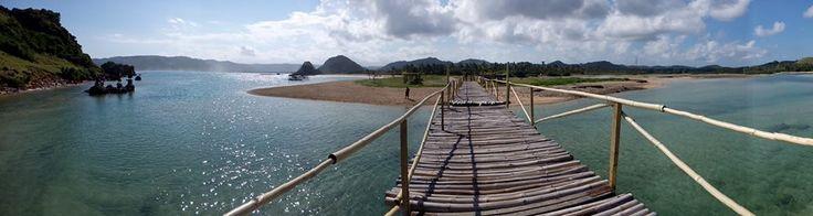 Seger Beach Lombok Island