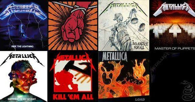 """What are the best albums by Metallica? HeavyMetalTShirts.net brings together """"Greatest Metallica Albums Ever"""" top 10 list for you. Like, Comment and Share this story with your friends!  http://heavymetaltshirts.net/greatest-metallica-albums-top-10/  #greatest #metallica #albums #top10 #metal #metalmusic #heavymetal #thrashmetal #metalhead #metalheads #longlivemetal #legendaryband #metallicafans #metallicafamily #metallicafan"""