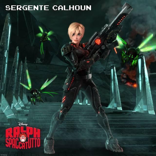 #RalphSpaccatutto Character Rollout Sergente_Calhoun