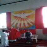 Alrededor de 250 jóvenes y adultos confirmaron su fe en Jesucristo