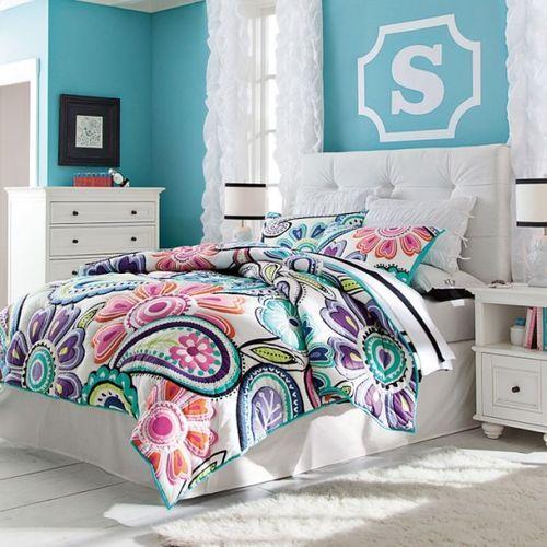 Cute Girls Bedroom Idea