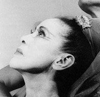 Legendary choreographer Martha Graham believes that dancing—like living—may look easy, but actually requires years of constant practice to achieve a sense of one's own being and a satisfaction of spirit.