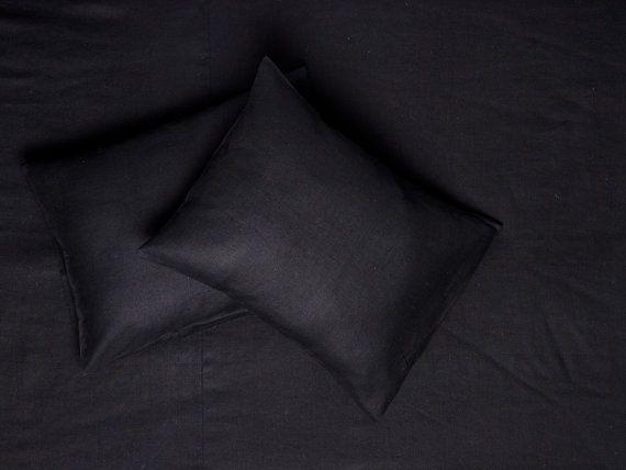 Minimal Modern custom made Linen Bedding