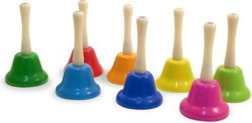 Hudební nástroj - Vilac  - Hudební zvonky
