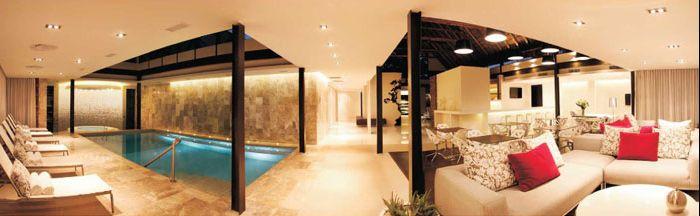 The spa at Valley Lodge, Magaliesberg, South Africa
